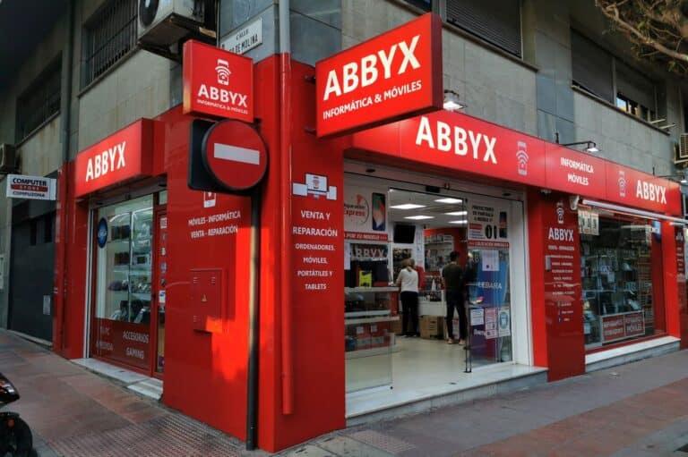 Abbyx Informatica Moviles Almeria