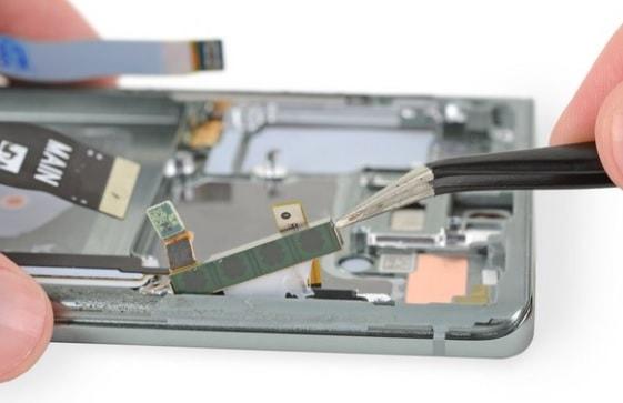 Reparacion Samsung Note 20 ifixit